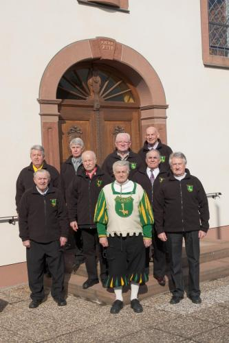 Ehrenmitglieder des SMZ 2013